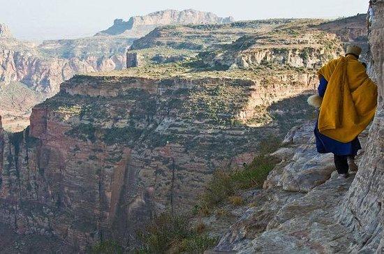 おとぎ話のようなティグレイ山脈と教会3日間のガイド付きツアー