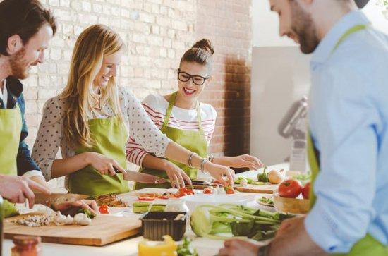 Corso di cucina privata a Roma