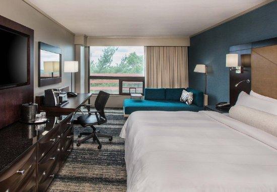 Burlington, MA: Guest room