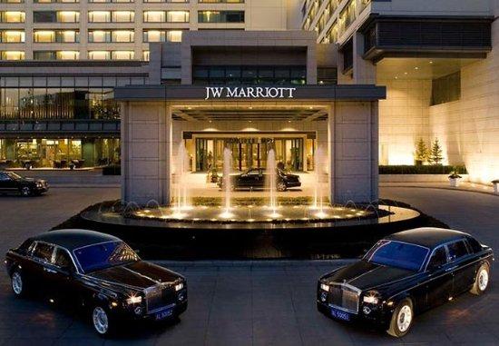 JW マリオット ホテル北京(北京JW万豪酒店)