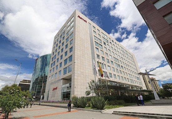 Bogota Marriott Hotel: Exterior