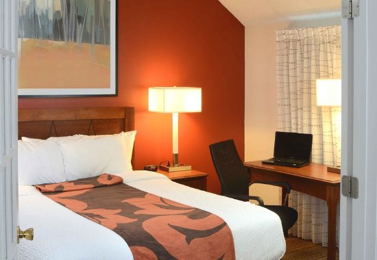 Amherst, Nowy Jork: Guest room