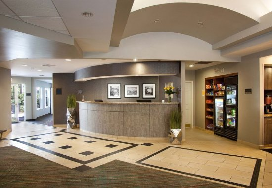 Residence Inn Eugene Springfield: Lobby
