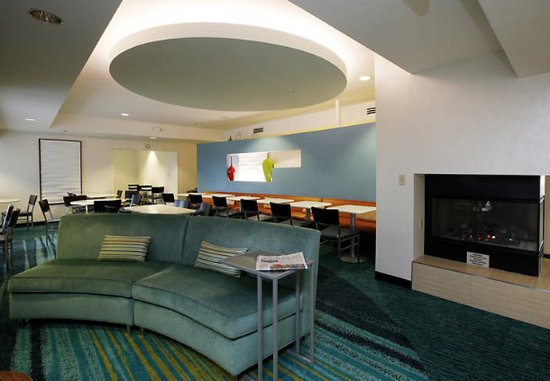 SpringHill Suites Anchorage Midtown: Lobby