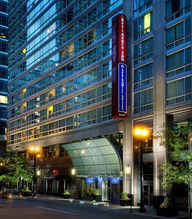 SpringHill Suites Chicago Downtown/River North: Exterior