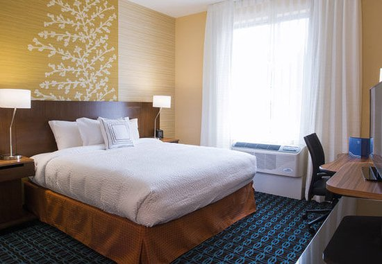 The Dalles, OR: Guest room