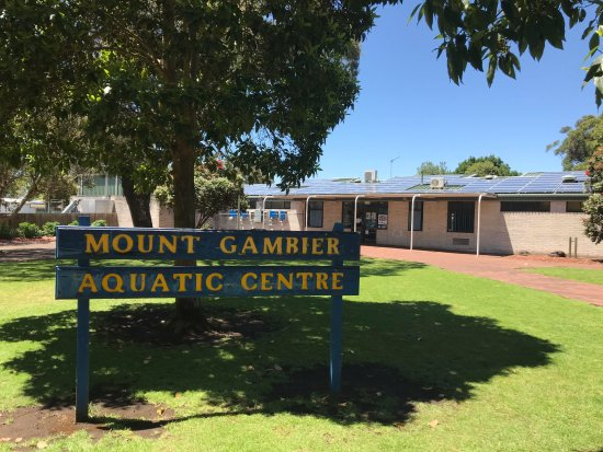 ‪Mount Gambier Aquatic Centre‬