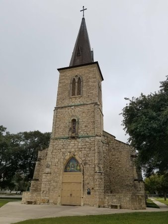 Castroville, TX: St. Louis Catholic Church