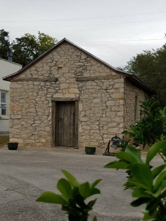 Castroville, TX: Original St. Louis church