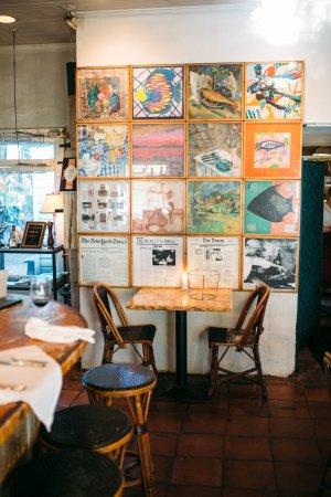 แลมเบิร์ตวิลล์, นิวเจอร์ซีย์: The Grill Room