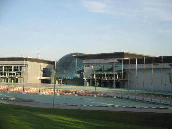 Kampong Jerudong, Brunei: Bridex International Conference Centre