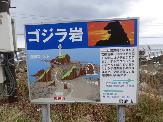 Godzilla Rock: ゴジラ岩
