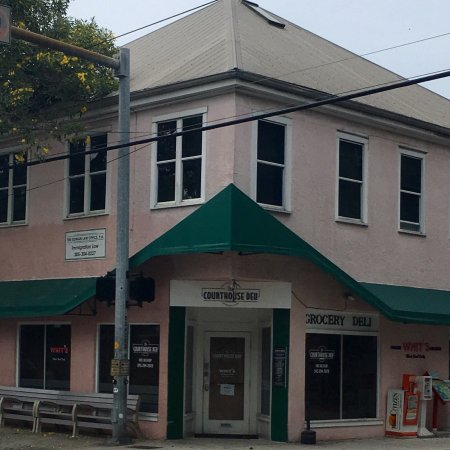 Review of The Courthouse Deli & Whit's Frozen Custard, Key West, FL -  TripAdvisor