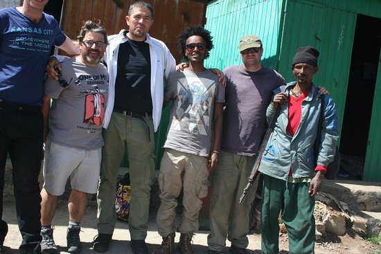 Simien Mountain Trekking and Tours: the team