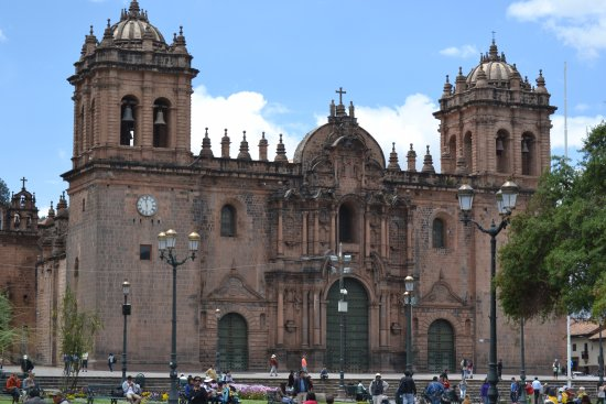 Cusco Cathedral: Cusco's Cathedral Church
