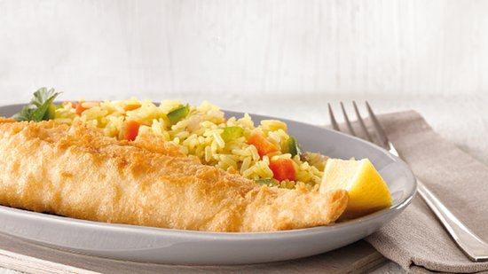 Fish Rice Picture Of Fishaways Celtis Ridge Centurion - Cuisine celtis
