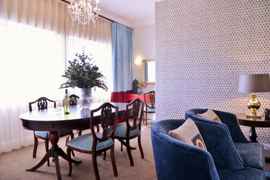 Harvey Suite Dining Area Picture Of Winchester Mansions Cape Town Central Tripadvisor