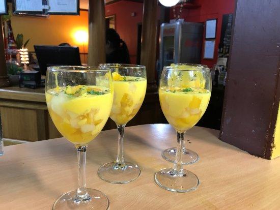 Gisborne, Nueva Zelanda: MINTY MANGO FRUITY