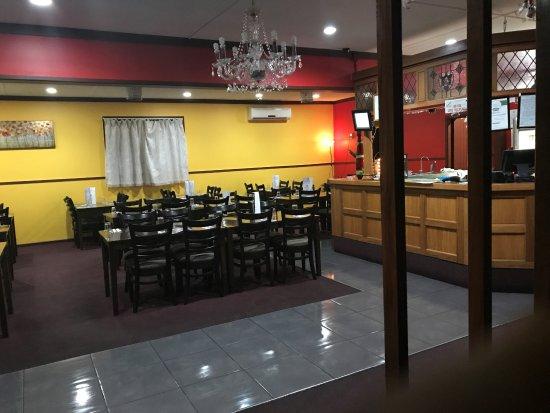 Gisborne, Nueva Zelanda: CENTRAL DINING HALL