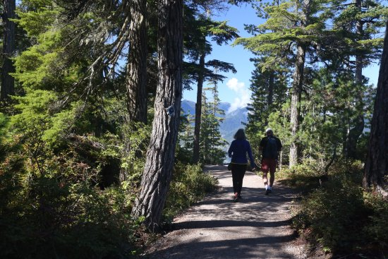 Squamish, Kanada: Trails