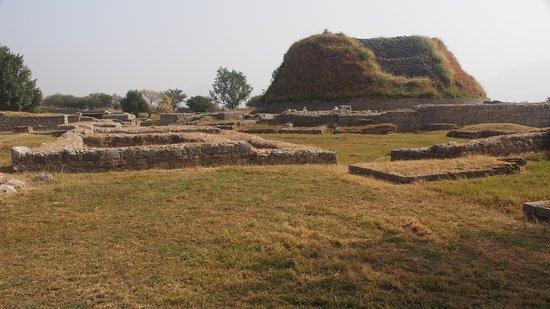 Taxila Ruins: Taxila