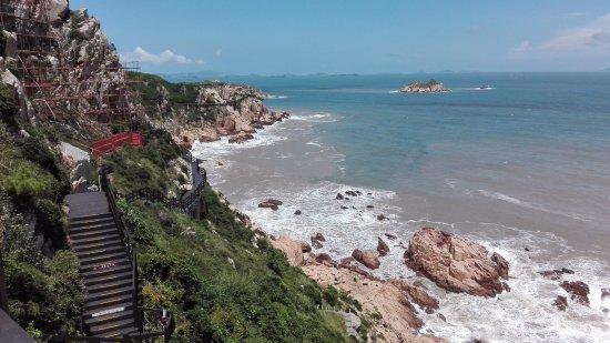 Shengsi County, China: Escursione naturalistica dell'isola. Costo 100 yuan (circa 15 euro)