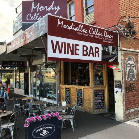 Mordialloc Cellar Door