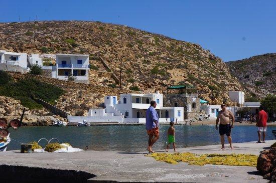 Sifnos, Grecia: Stalkers!