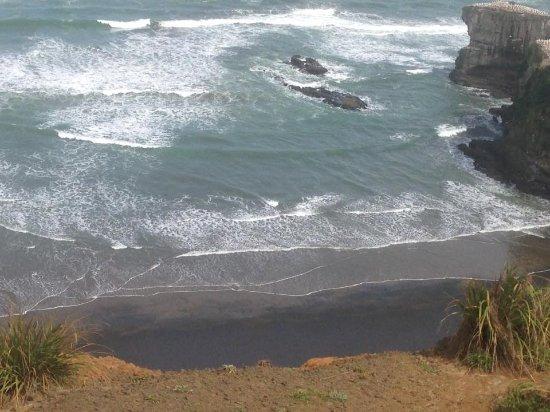 Muriwai Beach, New Zealand: Ocean views
