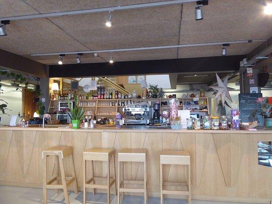Herouville-Saint-Clair, ฝรั่งเศส: Bar