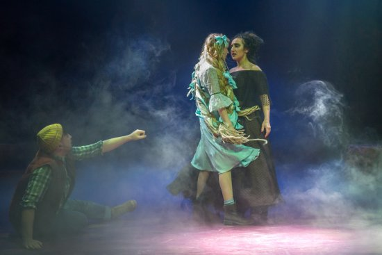 Chickenshed Theatre: Rapunzel - being performed at Chickenshed until 6 January 2018