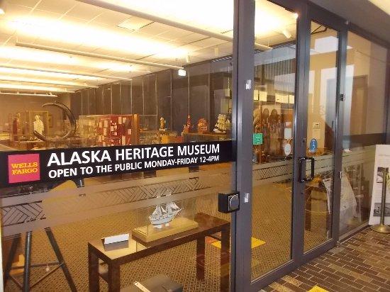 Alaska Heritage Museum