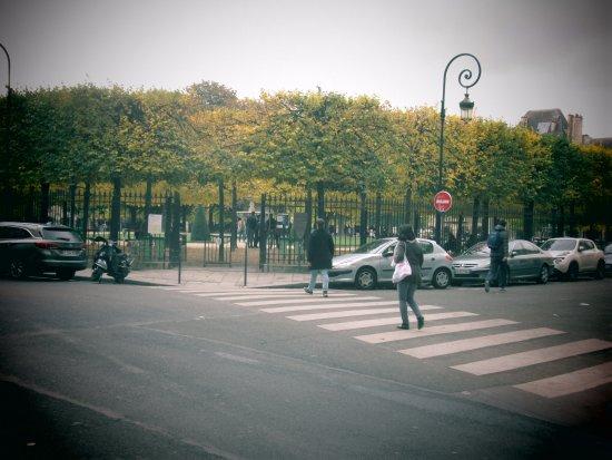 Place des Vosges: dettagli