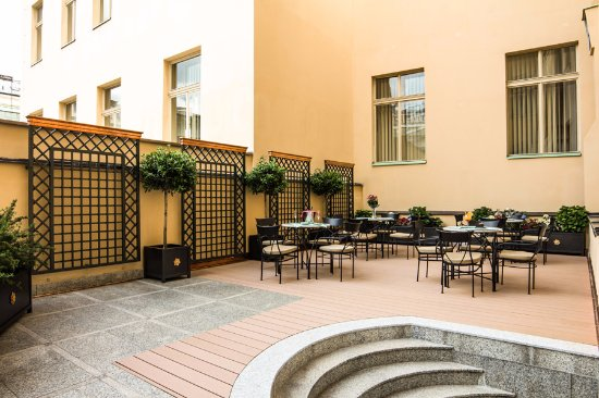 Hotel liberty terrace hotel liberty for Design hotel jewel prague tripadvisor