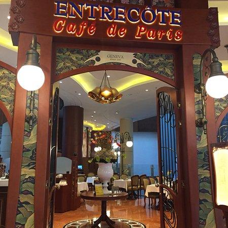 Entrecote Cafe de Paris Photo