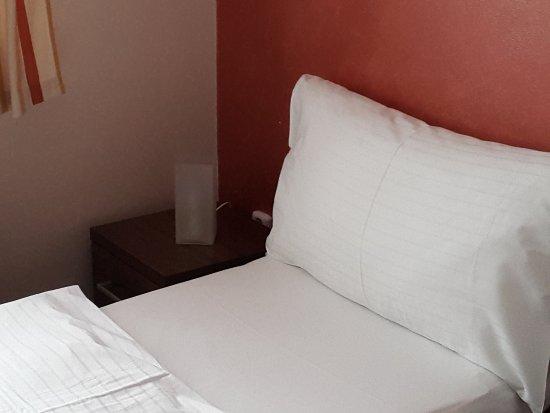 Pension Bed & Breakfast: Säng