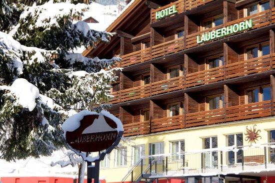 Hotel Lauberhorn Photo