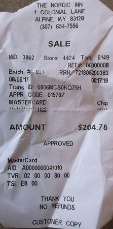 Alpine, Вайоминг: $204.75 avec taxe / cottage C2 très cher