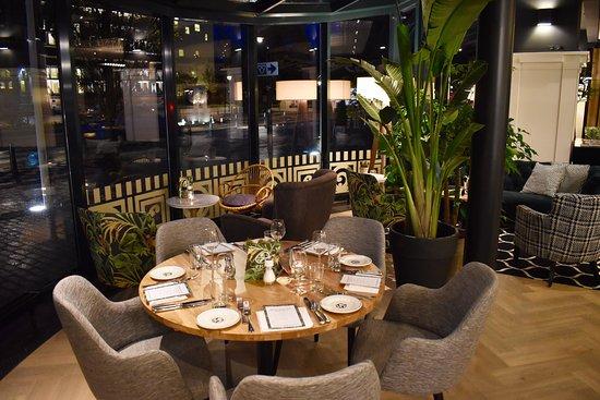 Zeist, Ολλανδία: Grand Café Figi
