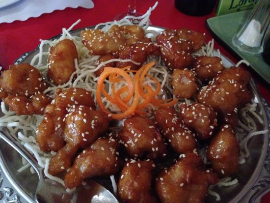 Stirling, Australia: Sweet & Sour Pork $18.50