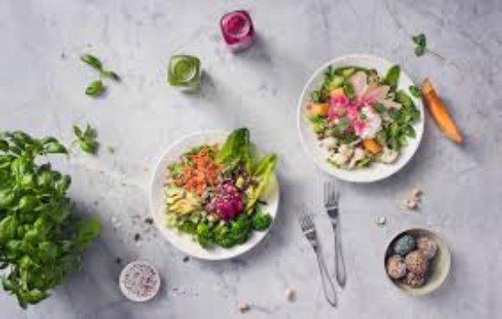Maroussi, اليونان: Salads