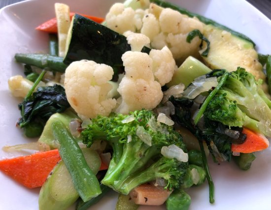 Innaloo, Austrália: Steamed Vegetables
