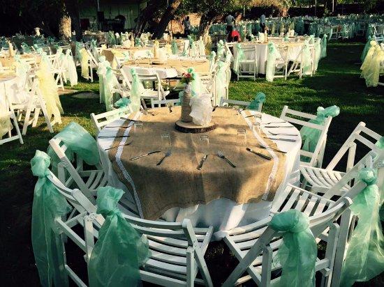 Gölbaşı, Türkiye: kır düğünü