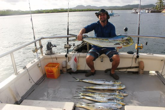 San Isidro, Filipinas: day 2 catch
