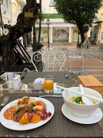 Hotel Continental Saigon Picture