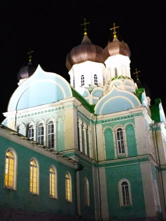 Yaransk, Rusia: Вид на храм