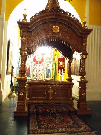 Yaransk, Rusia: Мощи Матвея Яранского