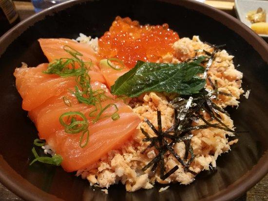 Izakaya : Salmon Donbury