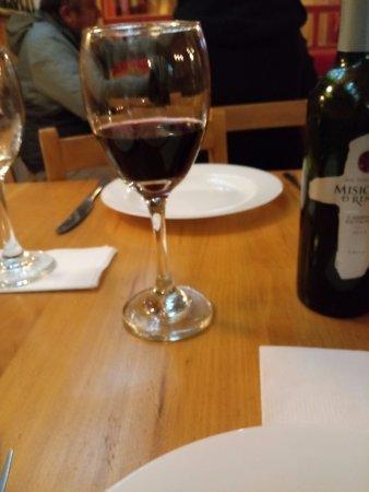 Brocolino Restaurante: O clima pede um tinto