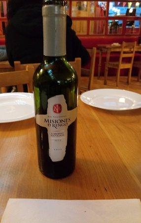 Brocolino Restaurante: outra garrafa